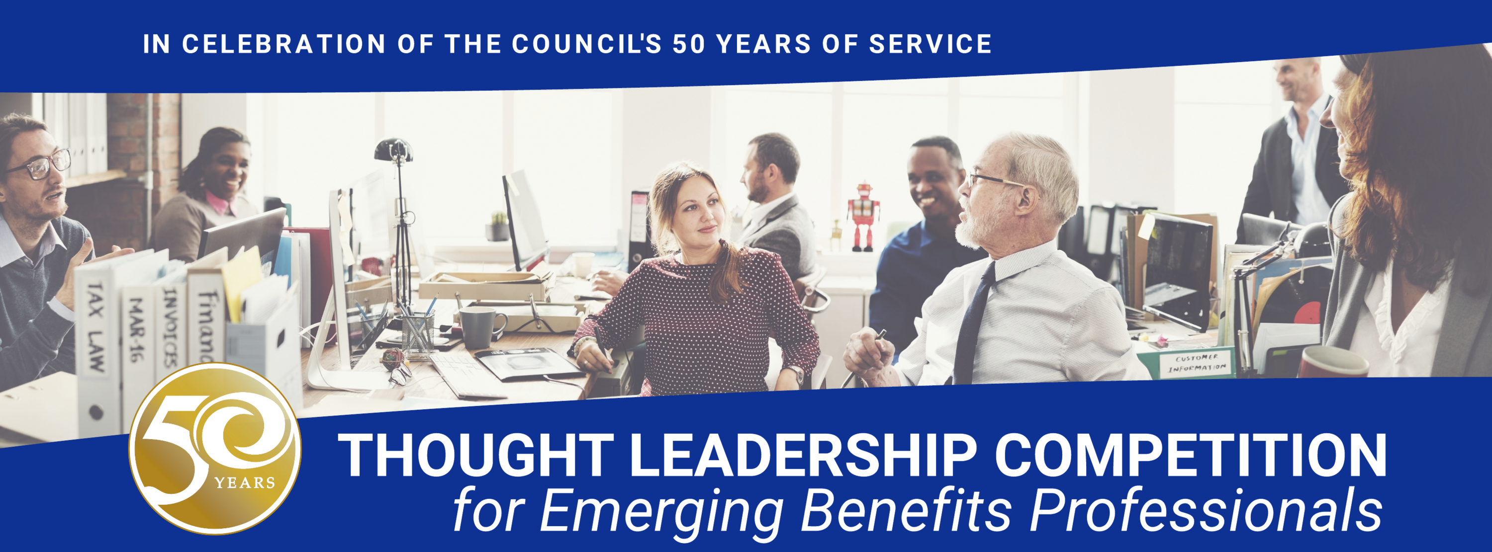 Thought Leadership Competition For Emerging Benefits Professionals American Benefits Council