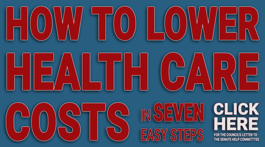 Health Care Costs Title Card
